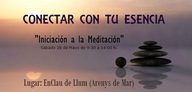 iniciación meditación