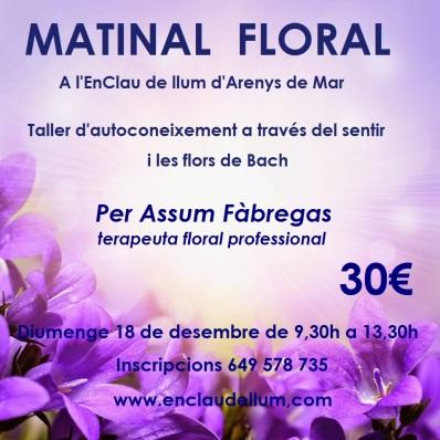 matinal floral